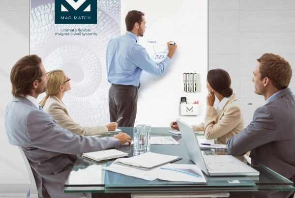 Magnetic wall Office